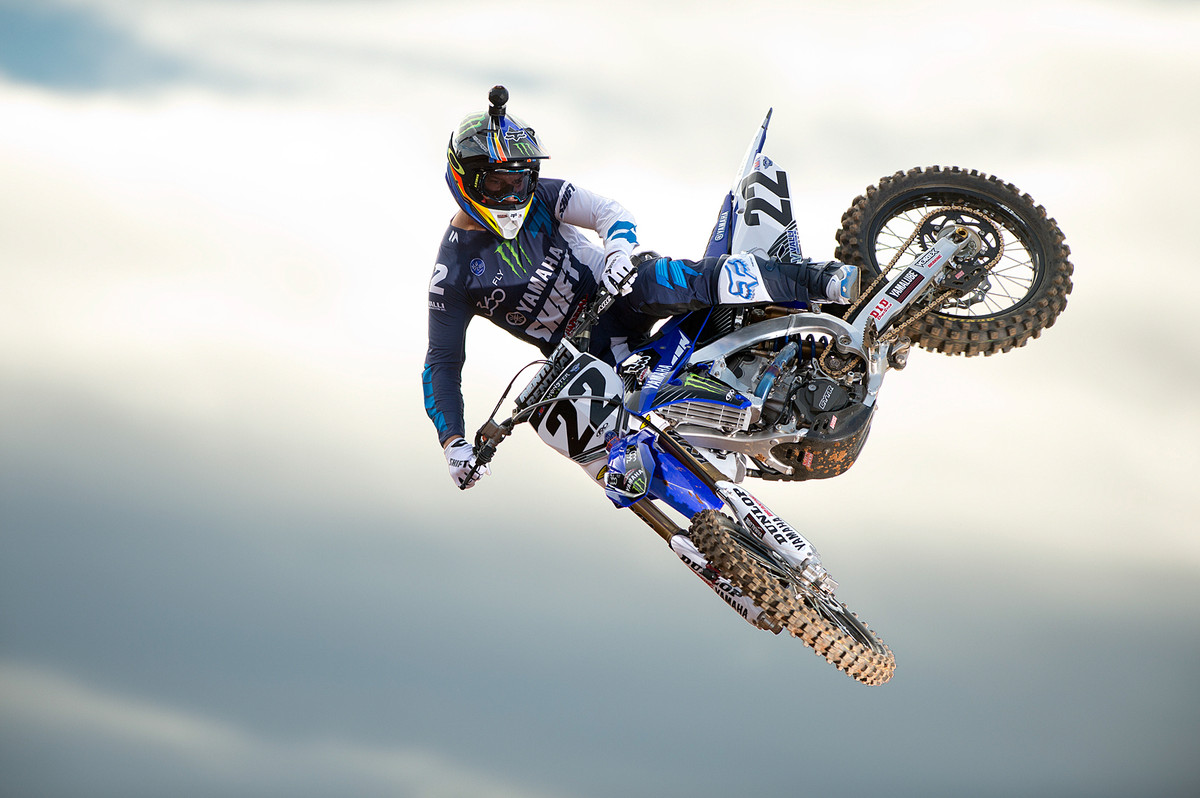 Finally Official Chad Reed To The Re Born Factory Yamaha