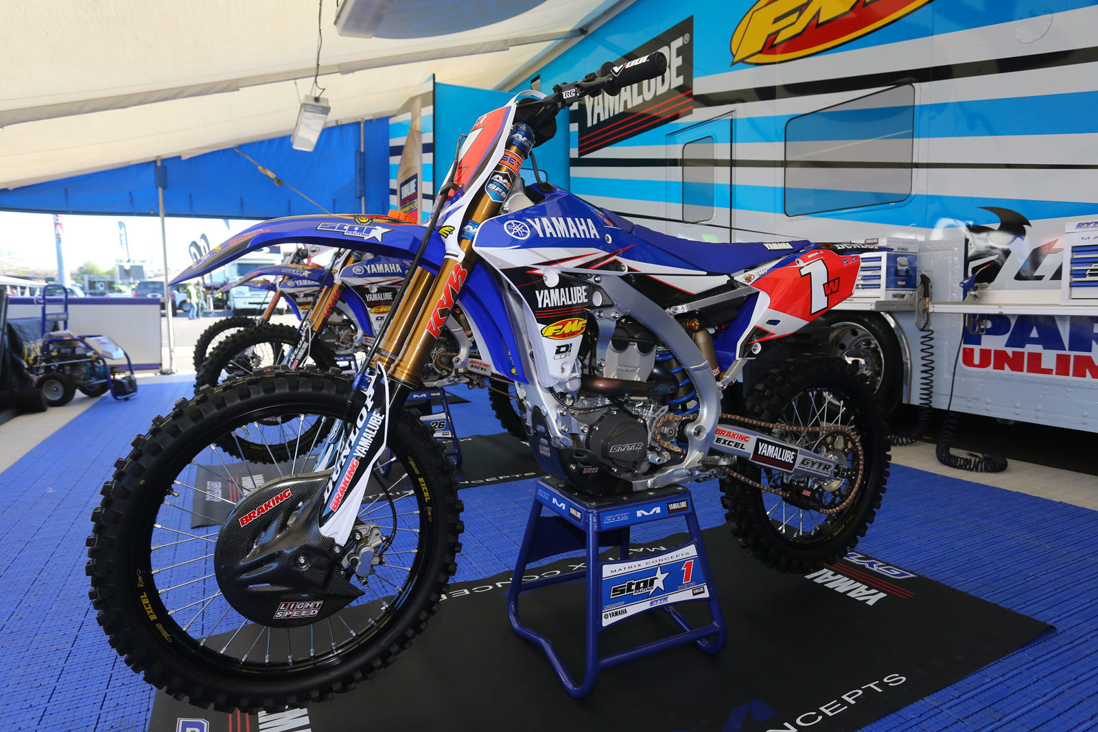 Cooper Webb - 2016 Bikes of Supercross - Motocross Pictures - Vital MX