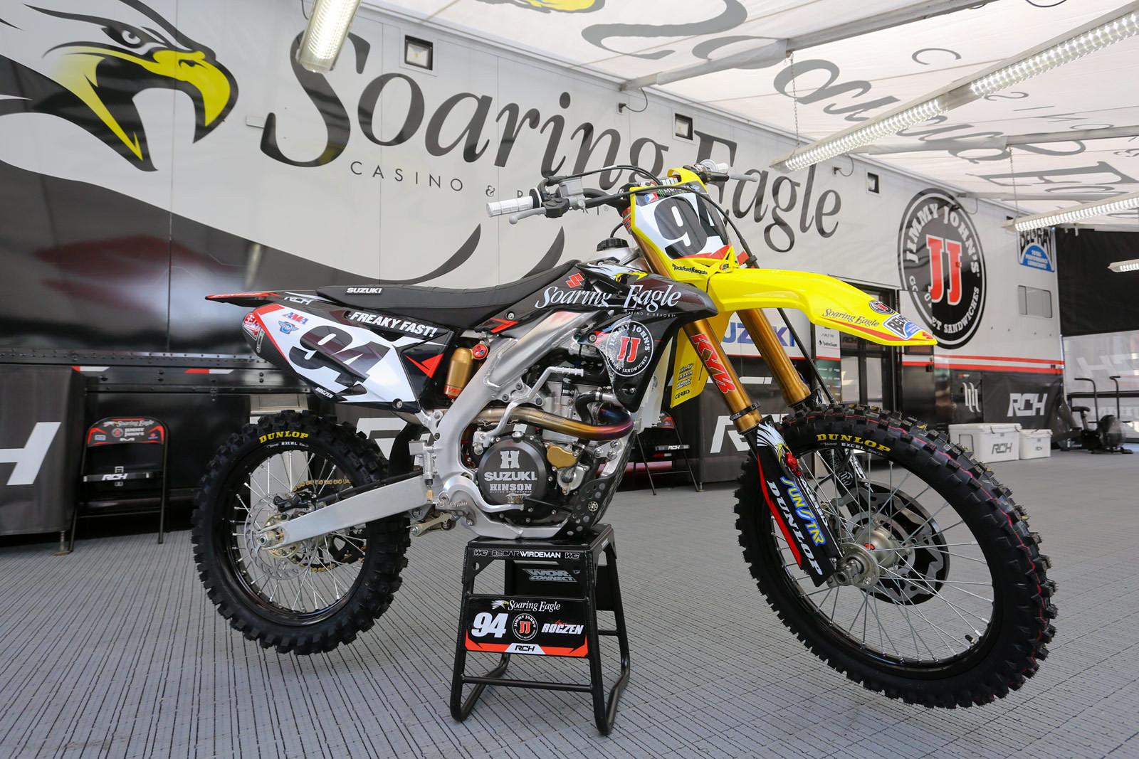 Ken Roczen - 2016 Bikes of Supercross - Motocross Pictures - Vital MX