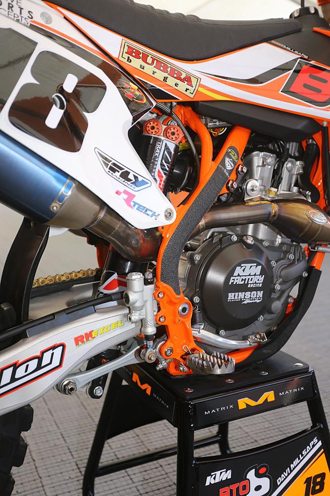 Davi Millsaps - Vital MX Pit Bits: Anaheim 1 - Motocross Pictures - Vital MX