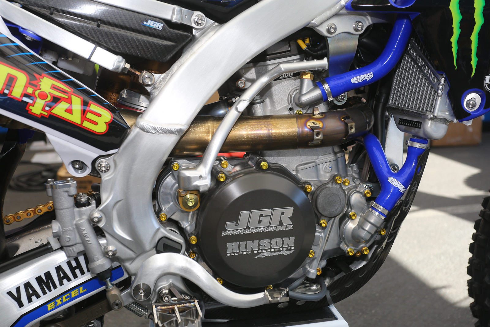AutoTrader.com/Toyota/Yamaha - Vital MX Pit Bits: Anaheim 1 - Motocross Pictures - Vital MX