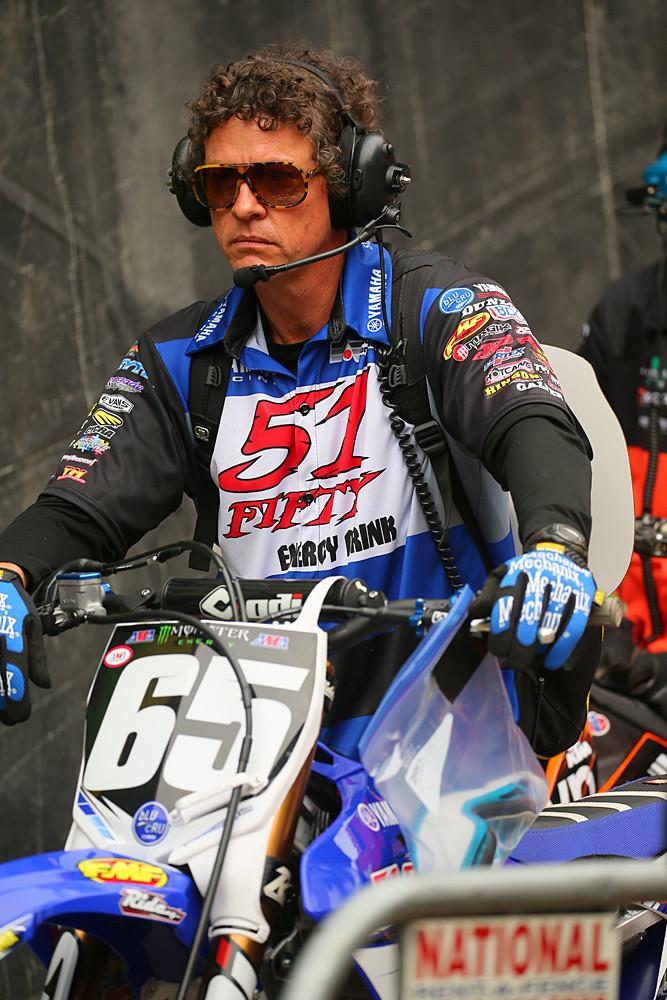 Brent Myron - Vital MX Pit Bits: Anaheim 1 - Motocross Pictures - Vital MX