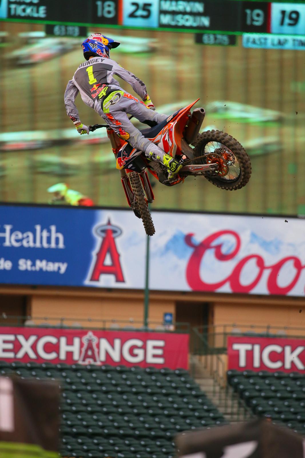 Ryan Dungey - Vital MX Pit Bits: Anaheim 1 - Motocross Pictures - Vital MX