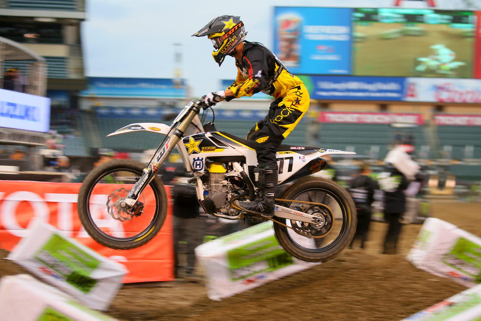 Christophe Pourcel - Vital MX Pit Bits: Anaheim 1 - Motocross Pictures - Vital MX