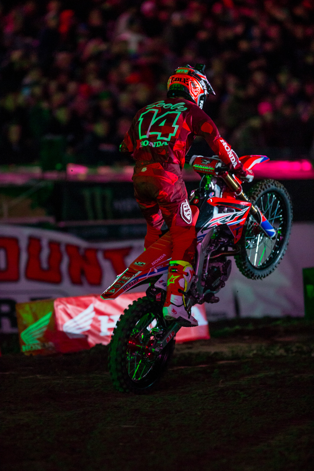 OpeningCeremoniesA1 (4 of 4) - Vital MX Pit Bits: Anaheim 1 - Motocross Pictures - Vital MX