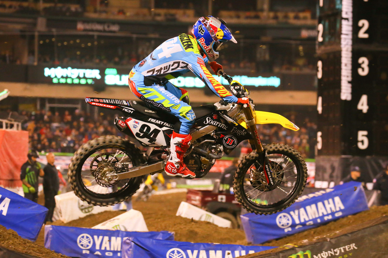 Ken Roczen - Photo Blast: Anaheim 2 - Motocross Pictures - Vital MX