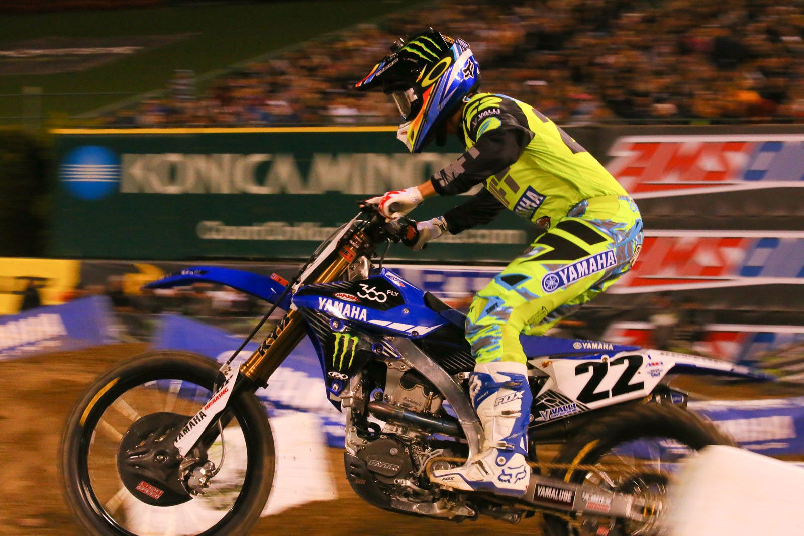Chad Reed - Photo Blast: Anaheim 2 - Motocross Pictures - Vital MX