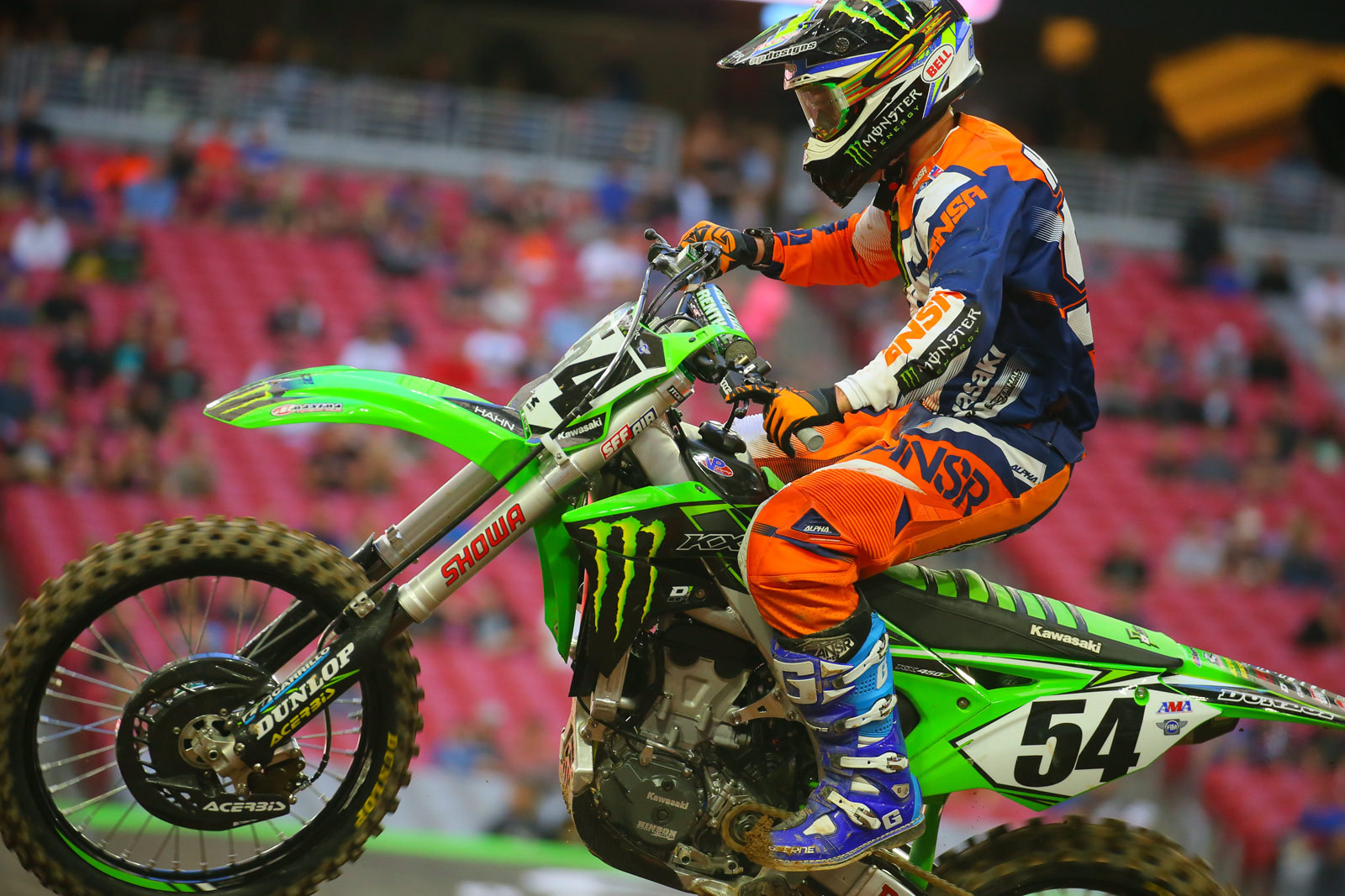Wil Hahn - Vital MX Pit Bits: Glendale - Motocross Pictures - Vital MX