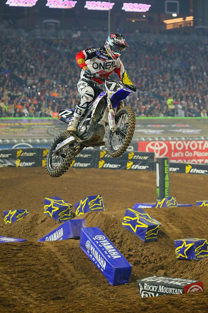 Hayden Mellross - Photo Blast: Glendale - Motocross Pictures - Vital MX