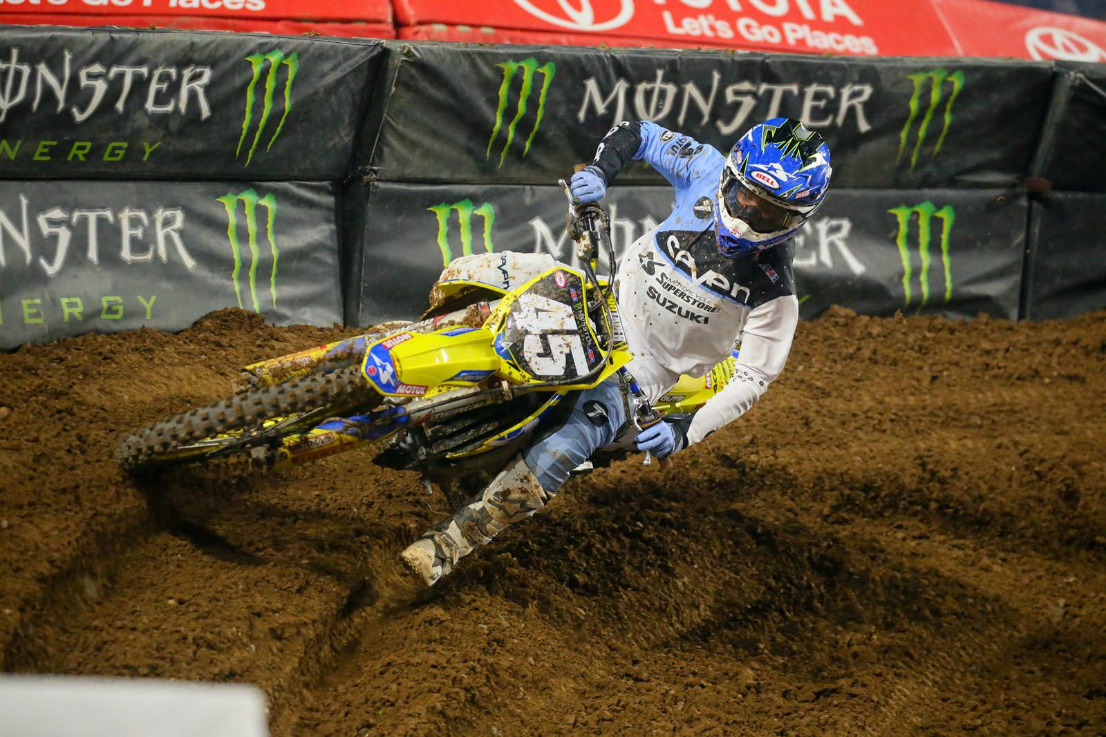 Kyle Cunningham - Photo Blast: Glendale - Motocross Pictures - Vital MX
