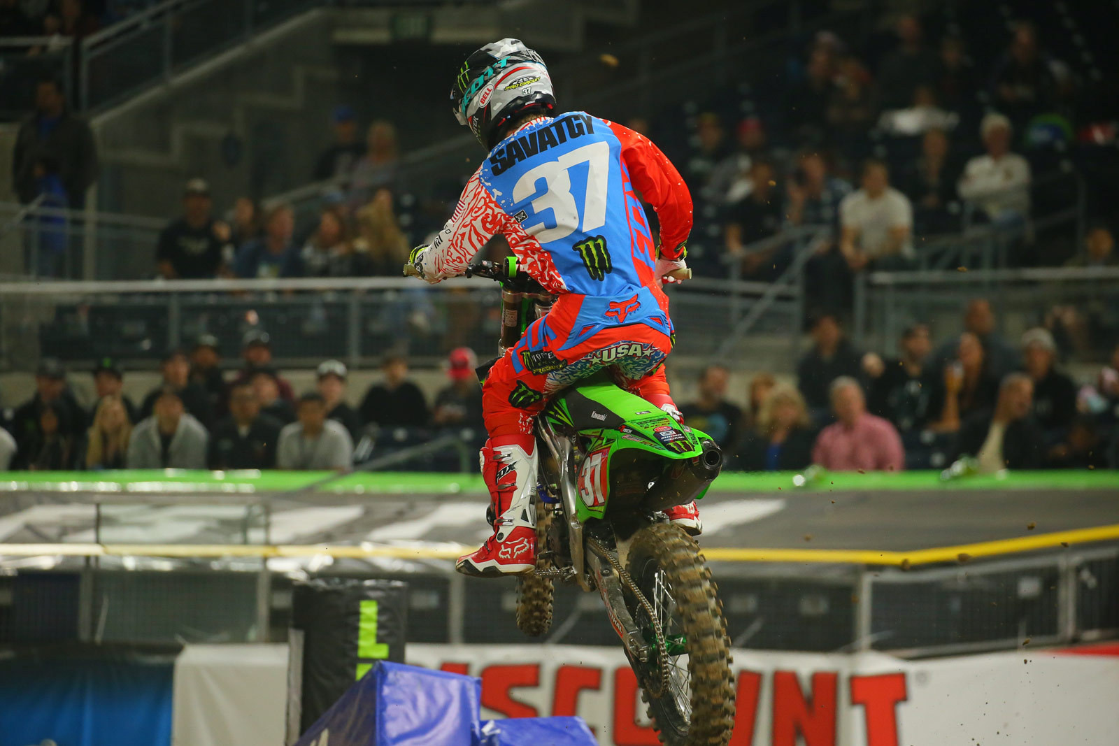 Joey Savatgy - Photo Blast: San Diego 2 - Motocross Pictures - Vital MX