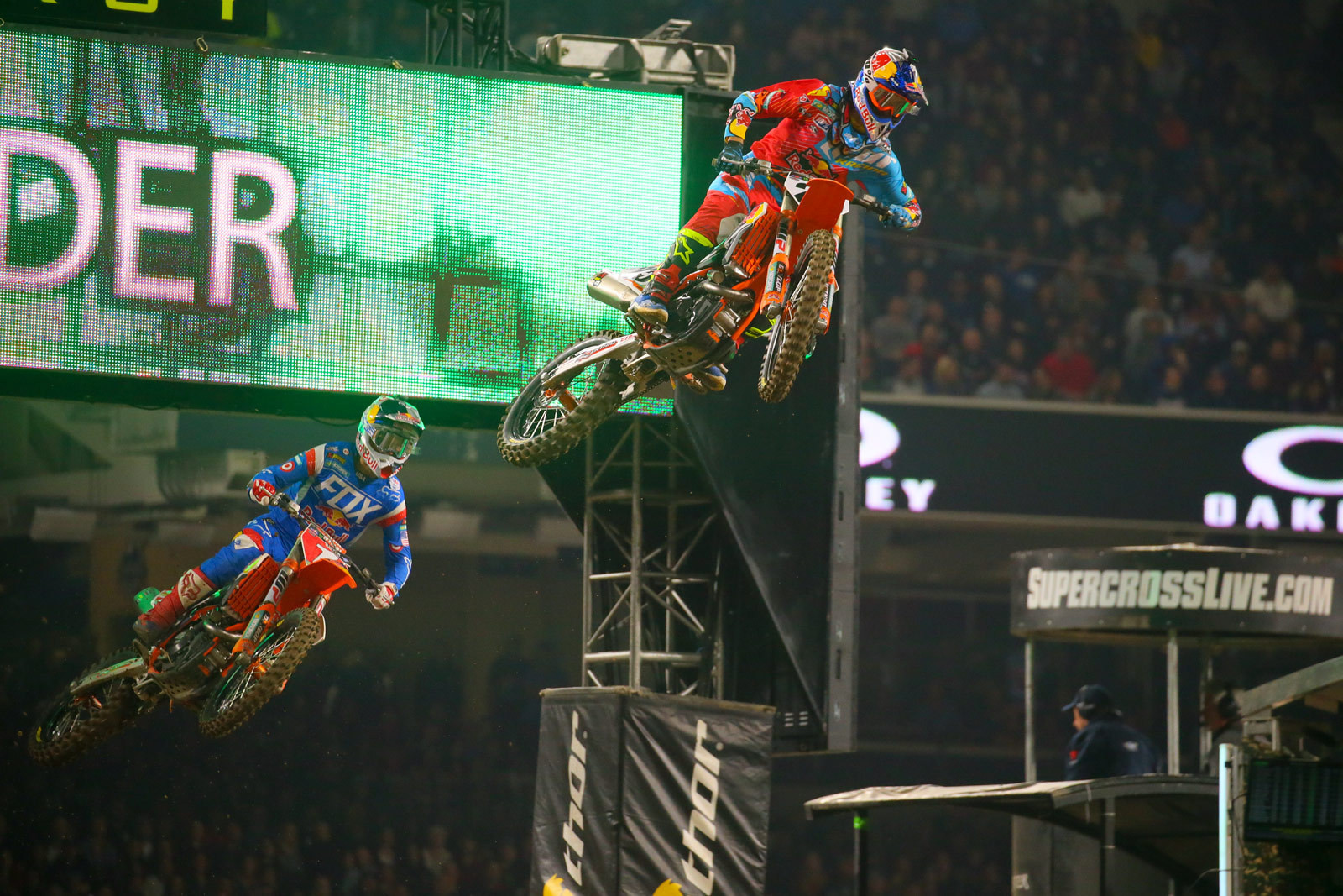 Marvin Musquin and Ryan Dungey - Photo Blast: San Diego 2 - Motocross Pictures - Vital MX