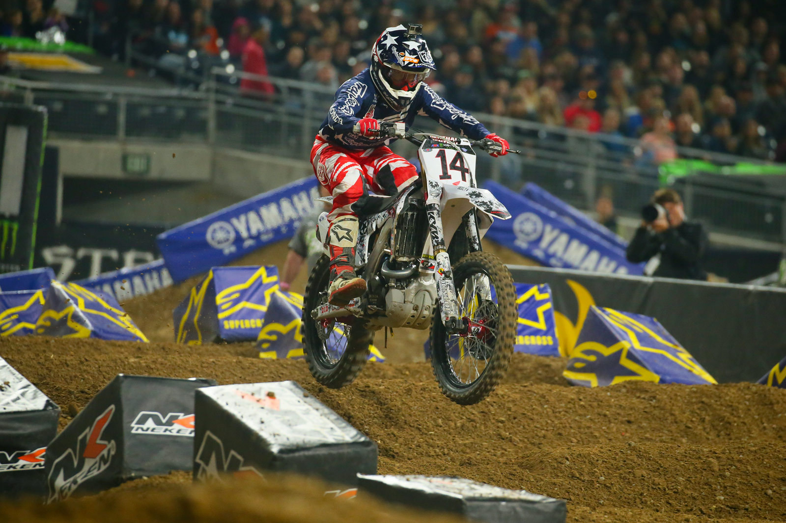 Cole Seely - Photo Blast: San Diego 2 - Motocross Pictures - Vital MX