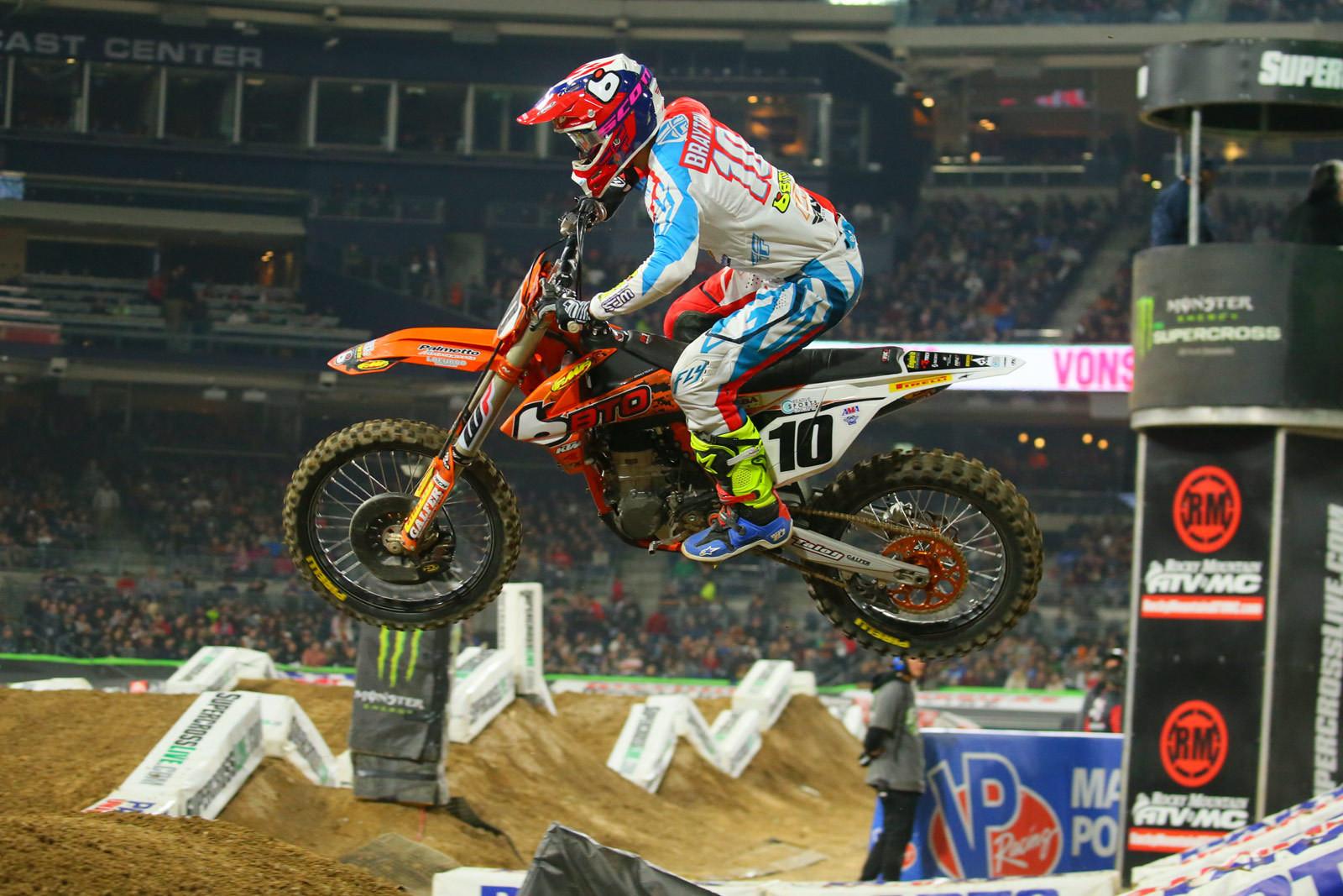 Justin Brayton - Photo Blast: San Diego 2 - Motocross Pictures - Vital MX