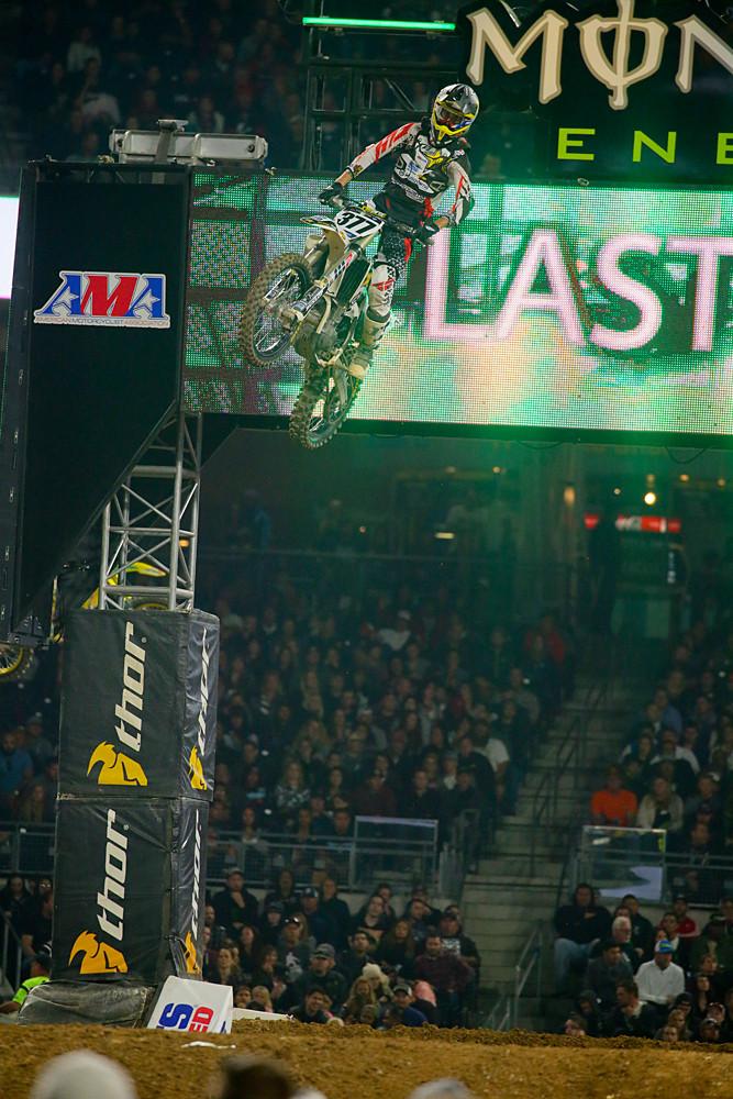 Christophe Pourcel - Photo Blast: San Diego 2 - Motocross Pictures - Vital MX