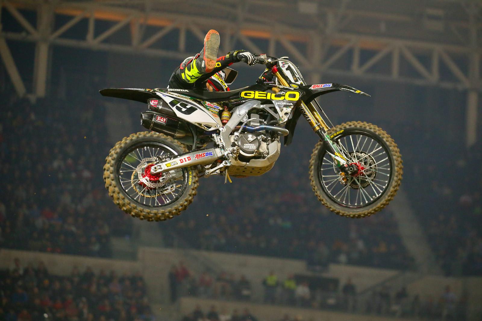 Justin Bogle - Photo Blast: San Diego 2 - Motocross Pictures - Vital MX