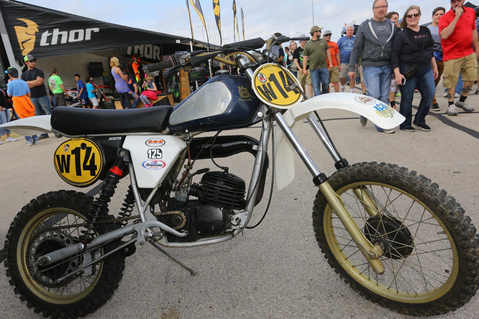 Vintage! - Vital MX Pit Bits: Arlington - Motocross Pictures - Vital MX