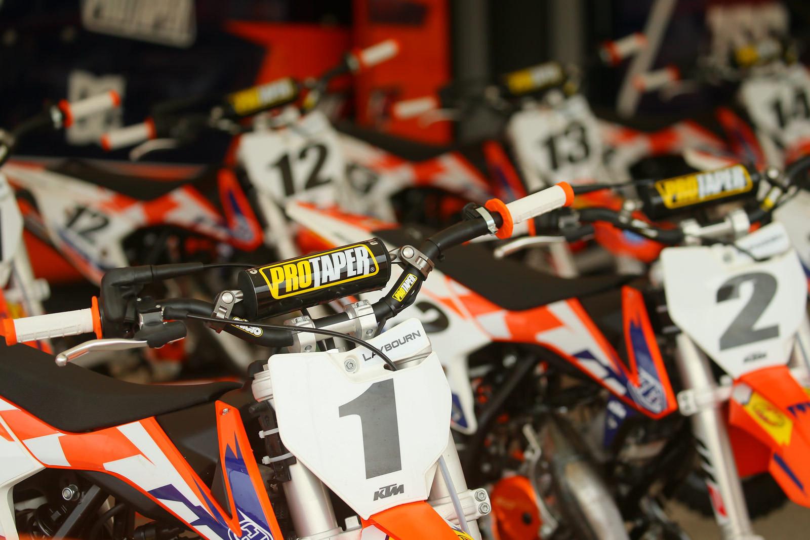 Pro Taper - Vital MX Pit Bits: Arlington - Motocross Pictures - Vital MX