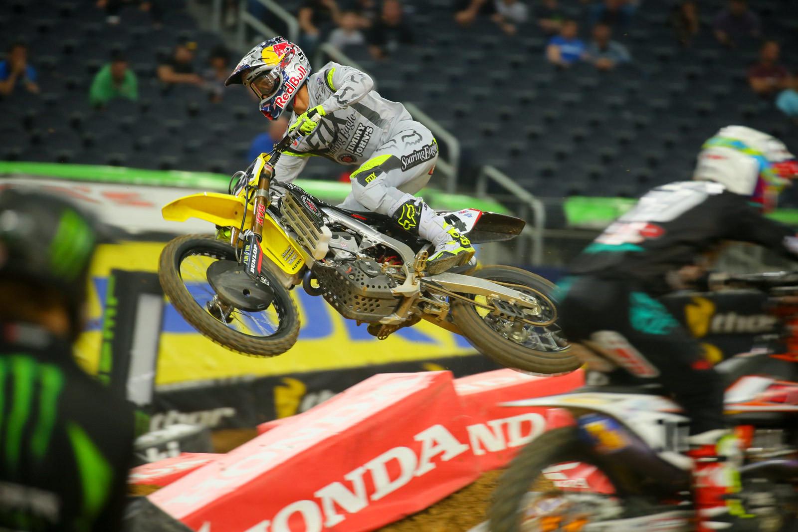 Ken Roczen - Vital MX Pit Bits: Arlington - Motocross Pictures - Vital MX