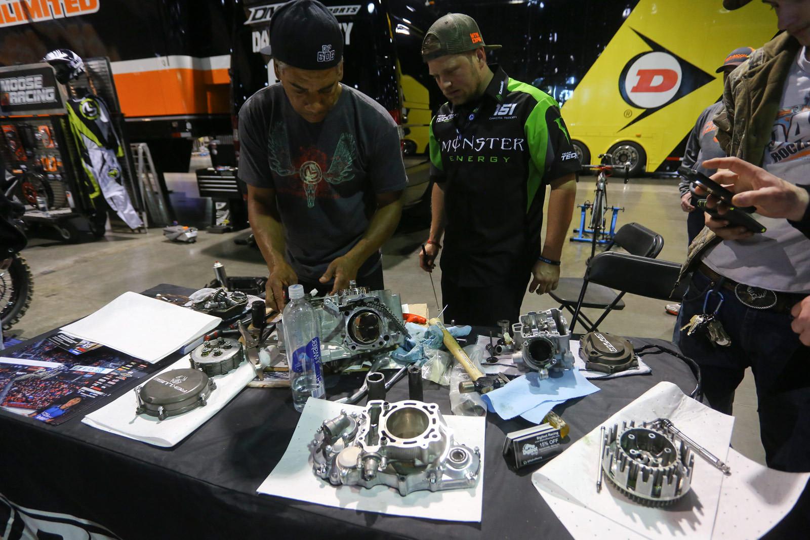 Ugh - Vital MX Pit Bits: Atlanta - Motocross Pictures - Vital MX