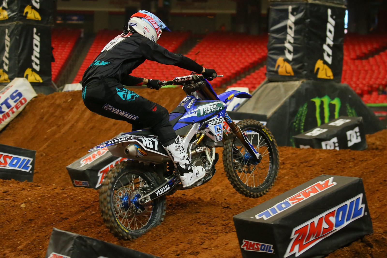 Benny Bloss - Vital MX Pit Bits: Atlanta - Motocross Pictures - Vital MX