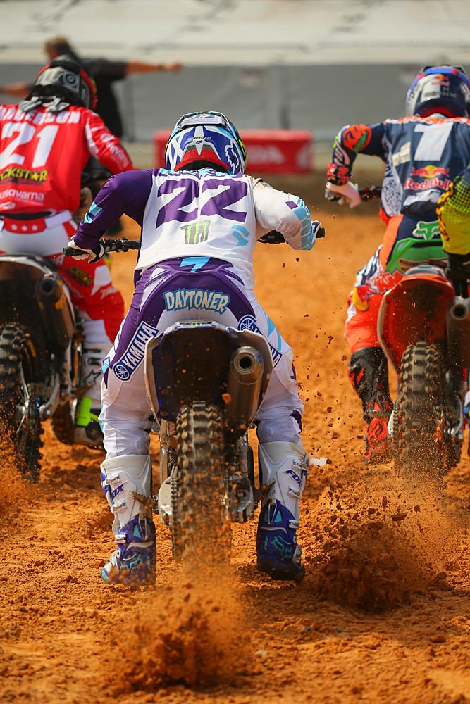 Chad Reed - Vital MX Pit Bits: Daytona - Motocross Pictures - Vital MX