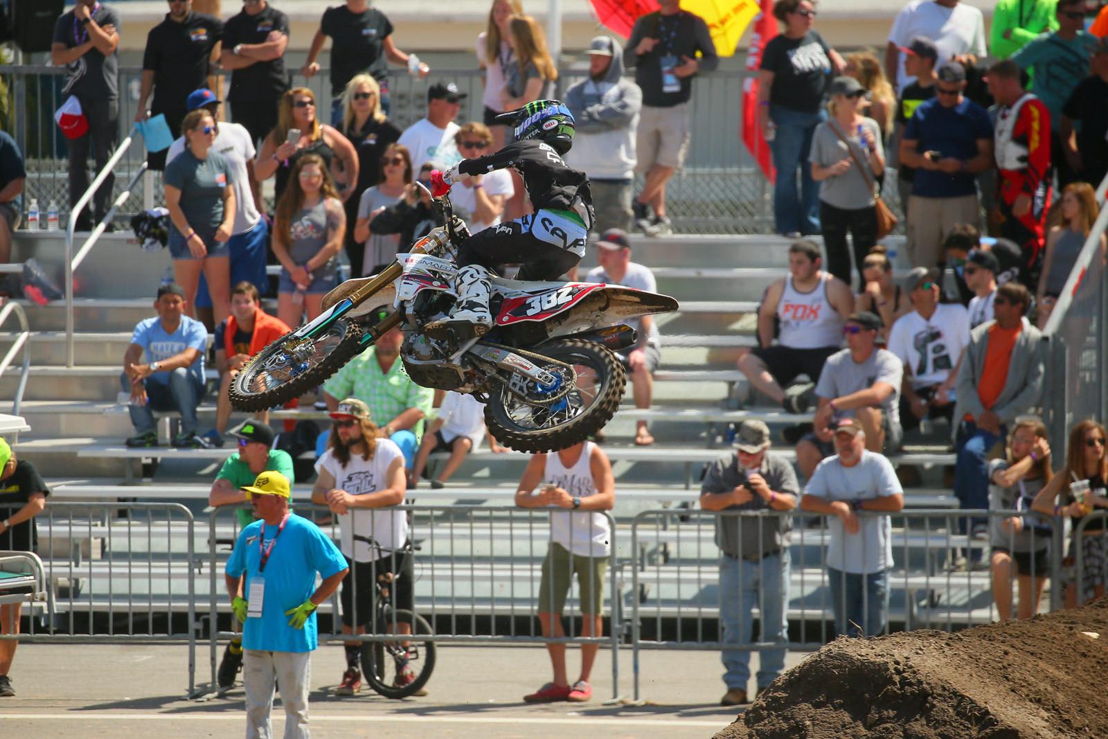 Tanner Stack - 2016 Ricky Carmichael Amateur Supercross - Motocross Pictures - Vital MX