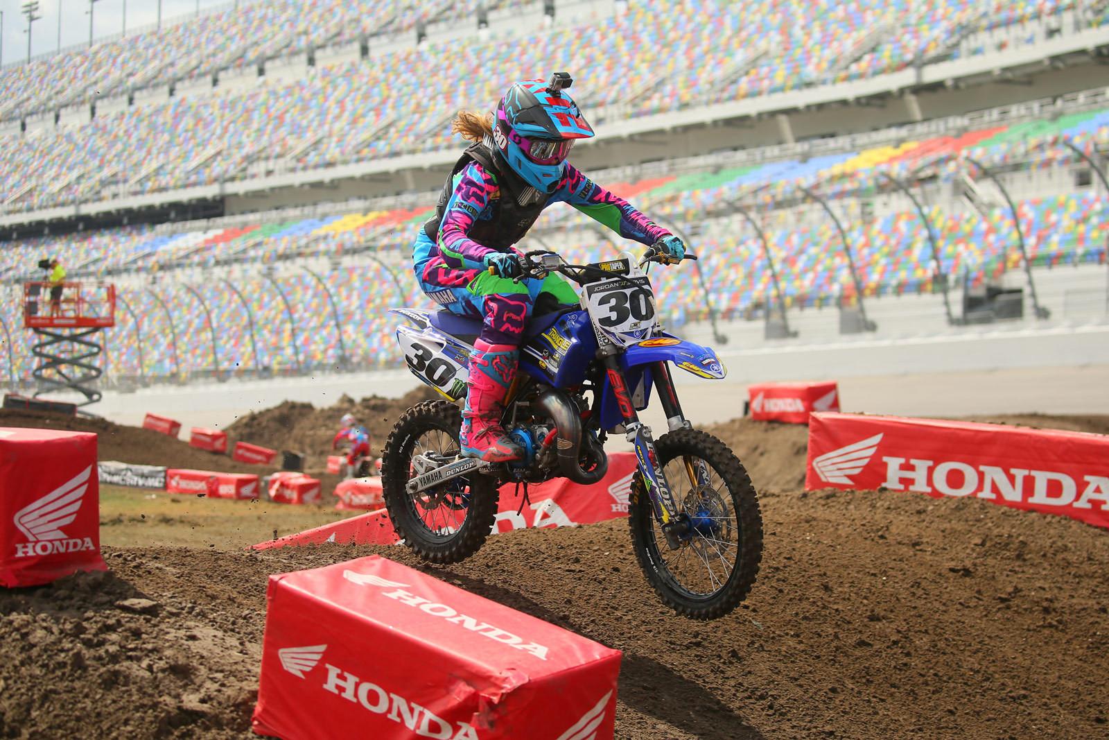 Jordan Jarvis - 2016 Ricky Carmichael Amateur Supercross - Motocross Pictures - Vital MX