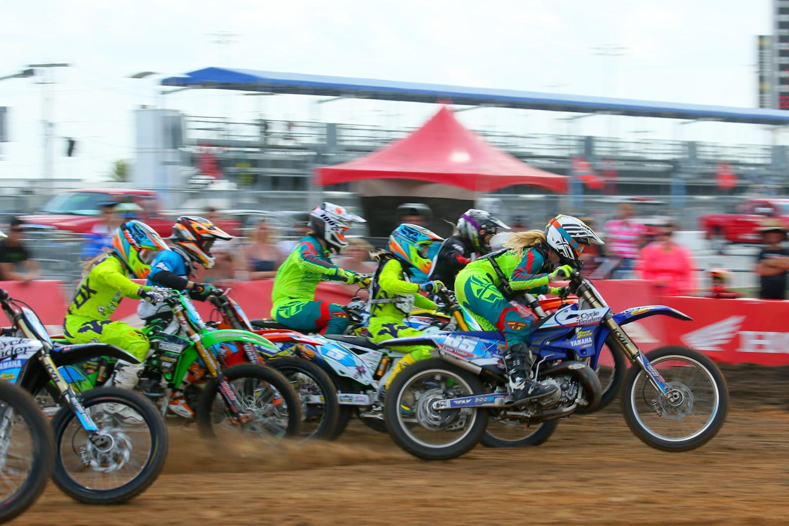 WMX - 2016 Ricky Carmichael Amateur Supercross - Motocross Pictures - Vital MX