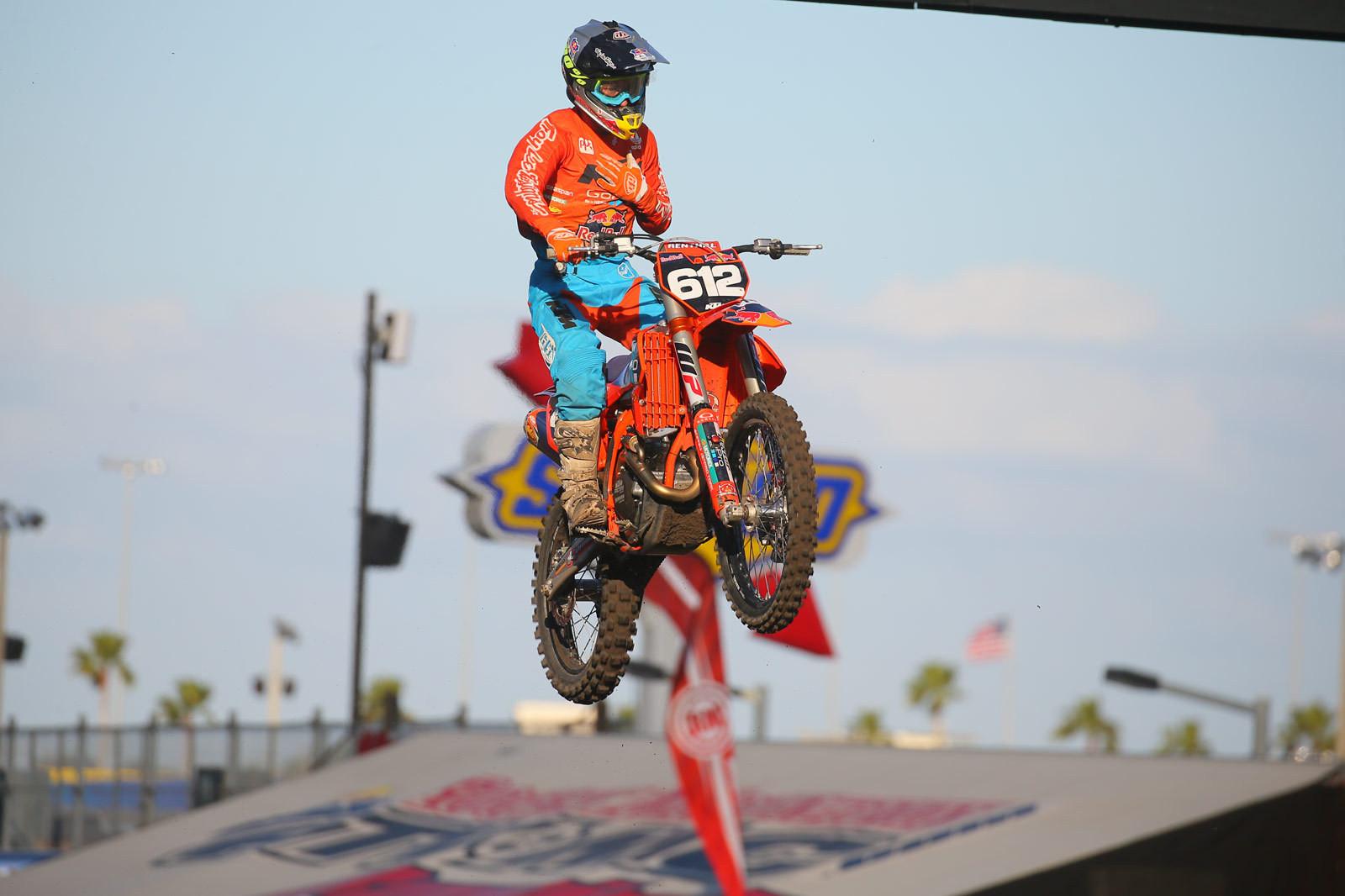 Mitchell Falk - 2016 Ricky Carmichael Amateur Supercross - Motocross Pictures - Vital MX
