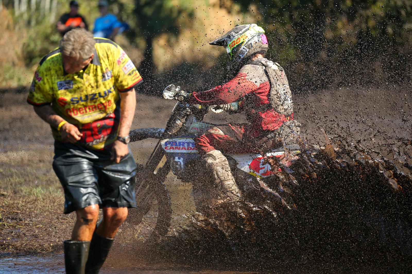 Tyler Medaglia - Wild Boar GNCC  - Motocross Pictures - Vital MX