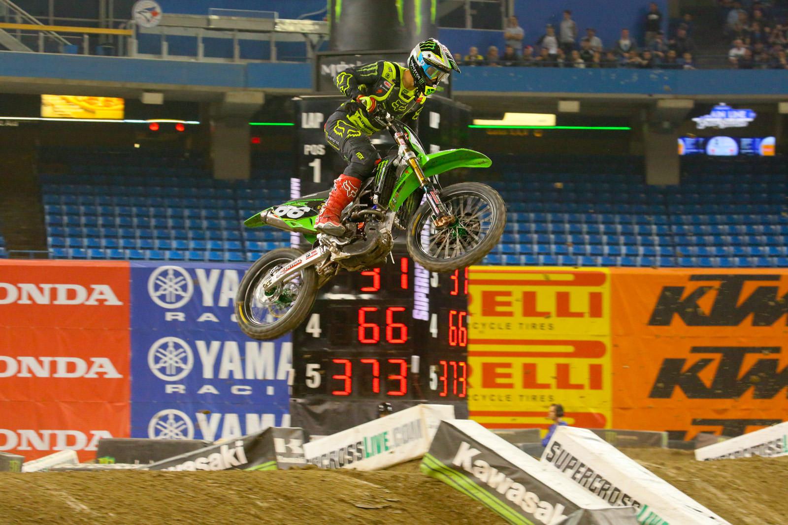 Arnaud Tonus - Photo Blast: Toronto - Motocross Pictures - Vital MX