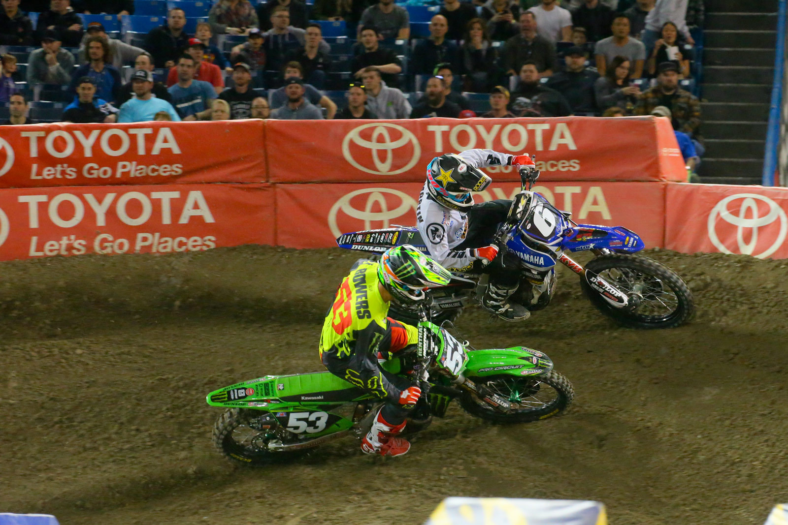 Tyler Bowers and Jeremy Martin - Photo Blast: Toronto - Motocross Pictures - Vital MX