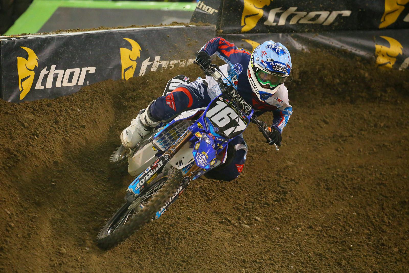 Benny Bloss - Photo Blast: Toronto - Motocross Pictures - Vital MX