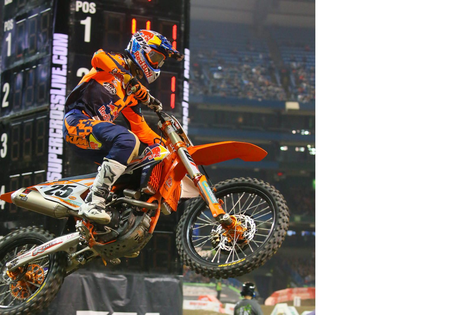 Marvin Musquin - Photo Blast: Toronto - Motocross Pictures - Vital MX