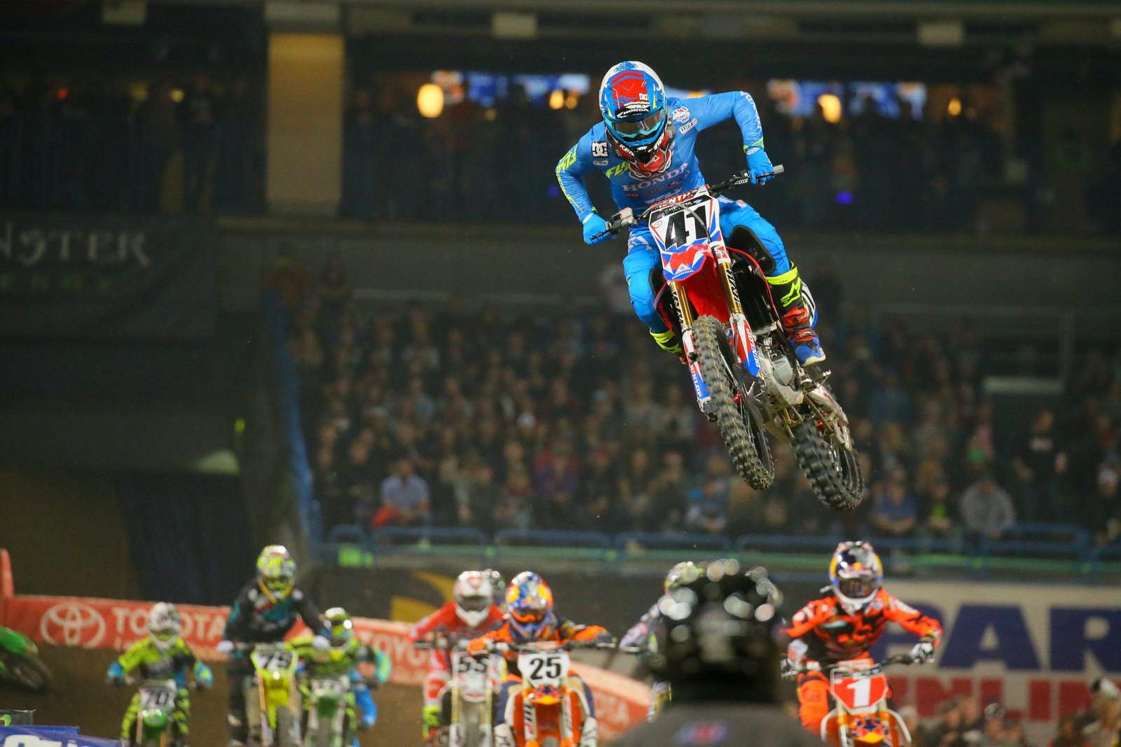 Trey Canard - Photo Blast: Toronto - Motocross Pictures - Vital MX