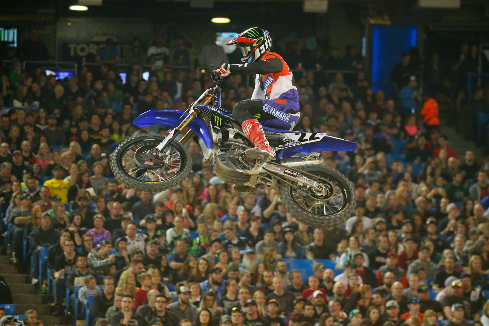 Chad Reed - Photo Blast: Toronto - Motocross Pictures - Vital MX