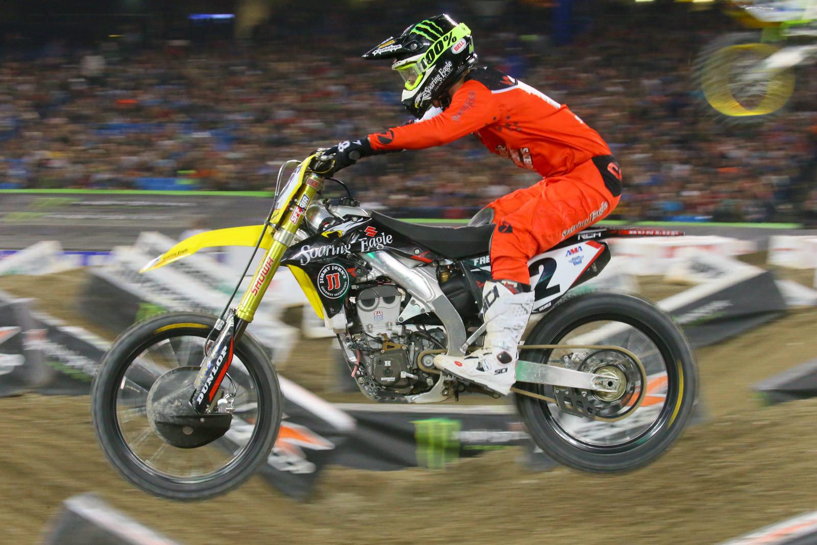 Jake Weimer - Photo Blast: Toronto - Motocross Pictures - Vital MX