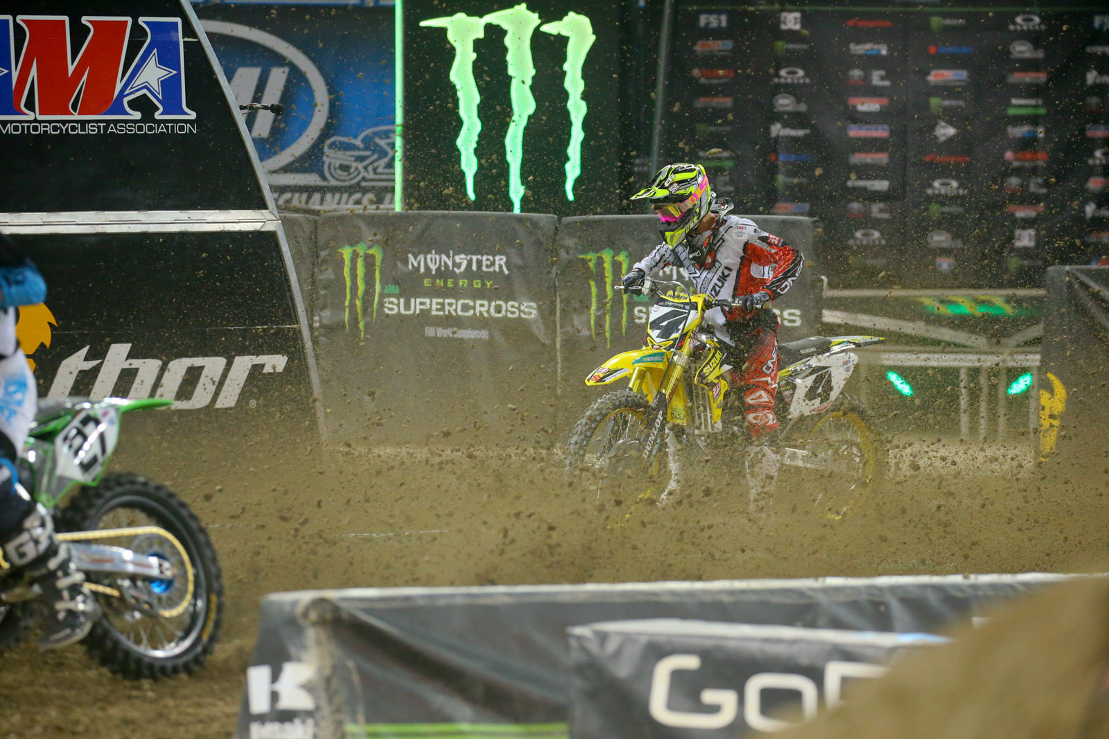 Blake Baggett - Photo Blast: Toronto - Motocross Pictures - Vital MX