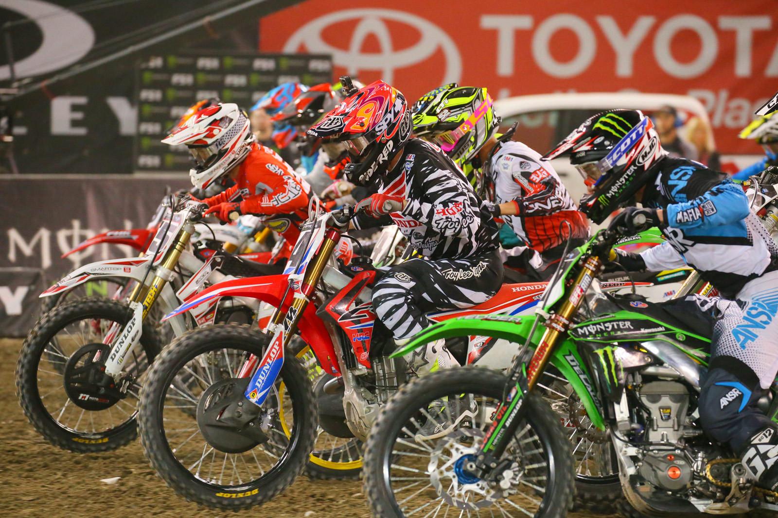 Cole Seely - Photo Blast: Toronto - Motocross Pictures - Vital MX