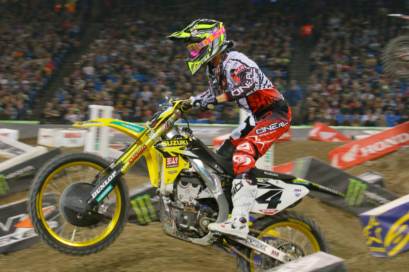 Blake Baggett - Photo Blast: Toronto - Motocross Pictures - Vital MX