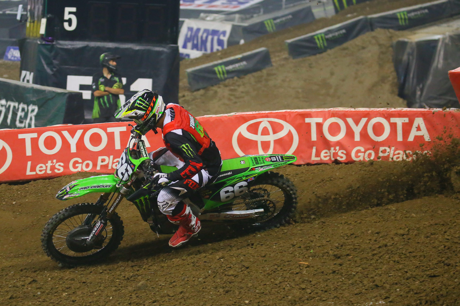 Arnaud Tonus - Photo Blast: Detroit - Motocross Pictures - Vital MX
