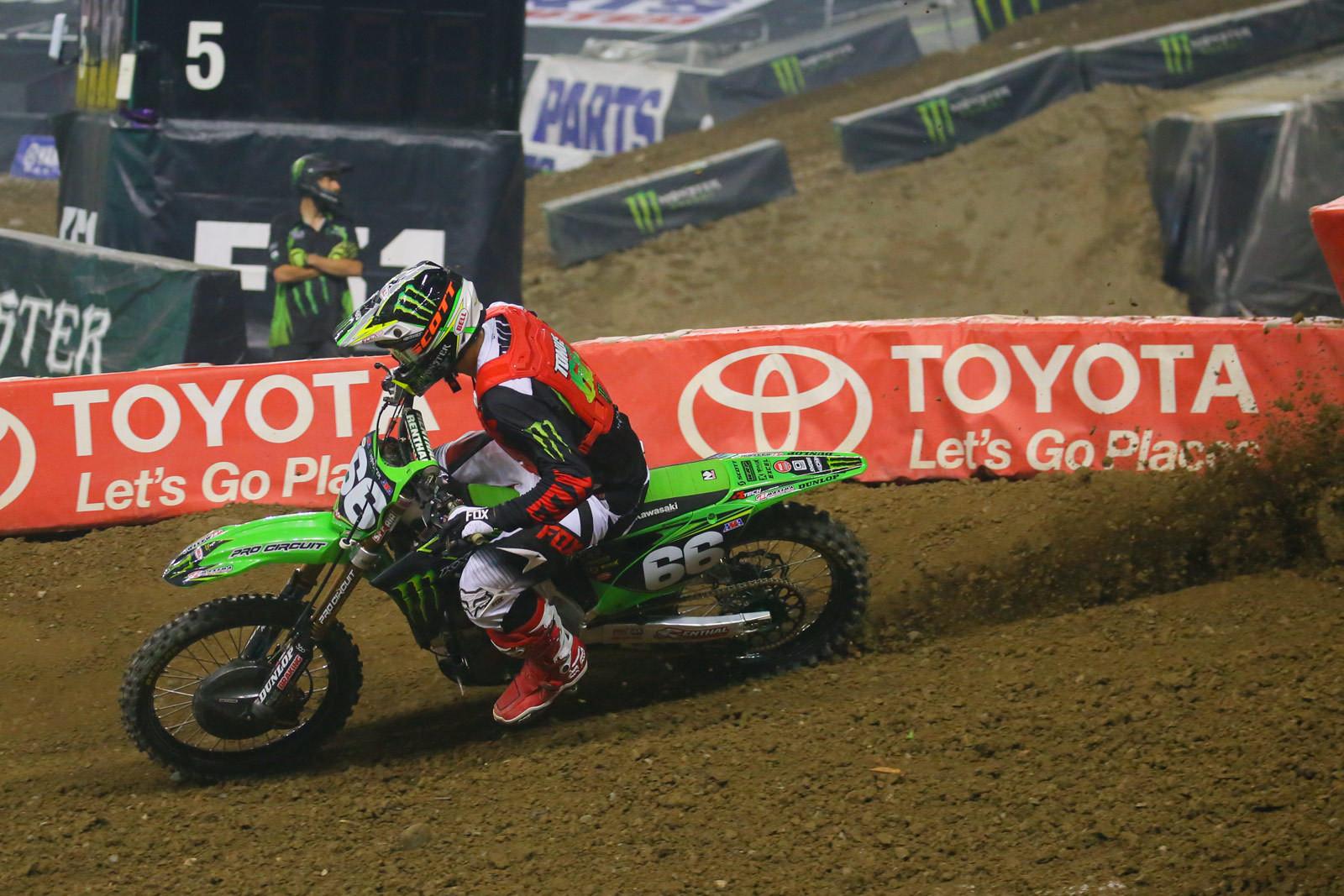 Arnaud Tonus - Photo Blast: Detroit - Motocross Pictures - Vital MX
