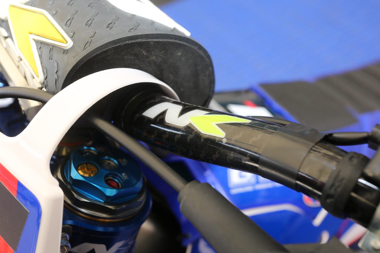 Neken bars - Pit Bits: Santa Clara - Motocross Pictures - Vital MX