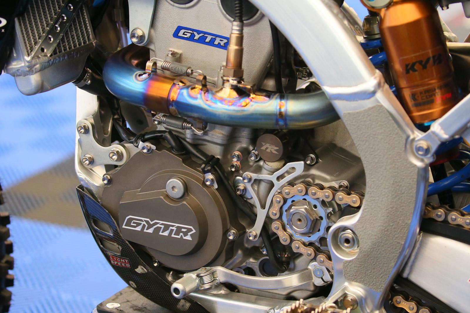 Chad Reed - Pit Bits: Santa Clara - Motocross Pictures - Vital MX