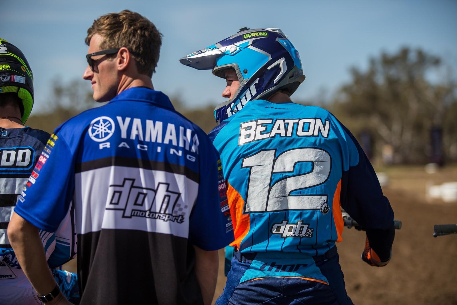 Jed Beaton - Australian Motul Motocross Nationals Round. 1, Horsham - Motocross Pictures - Vital MX
