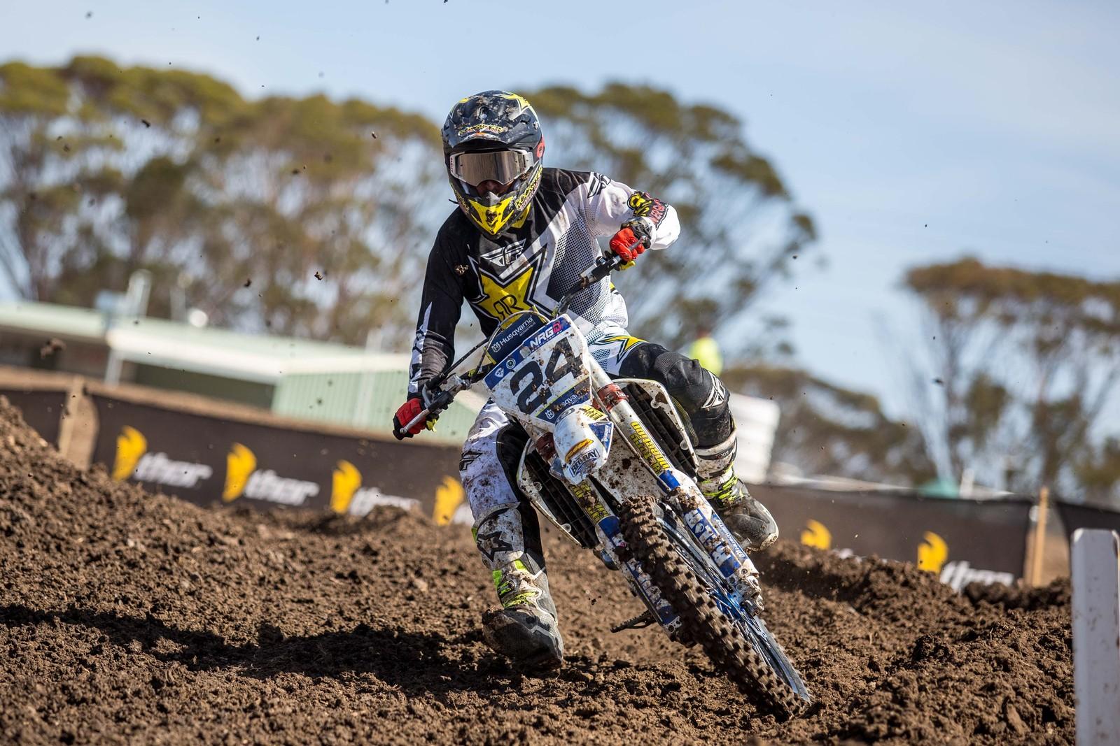 Brett Metcalfe - Australian Motul Motocross Nationals Round. 1, Horsham - Motocross Pictures - Vital MX