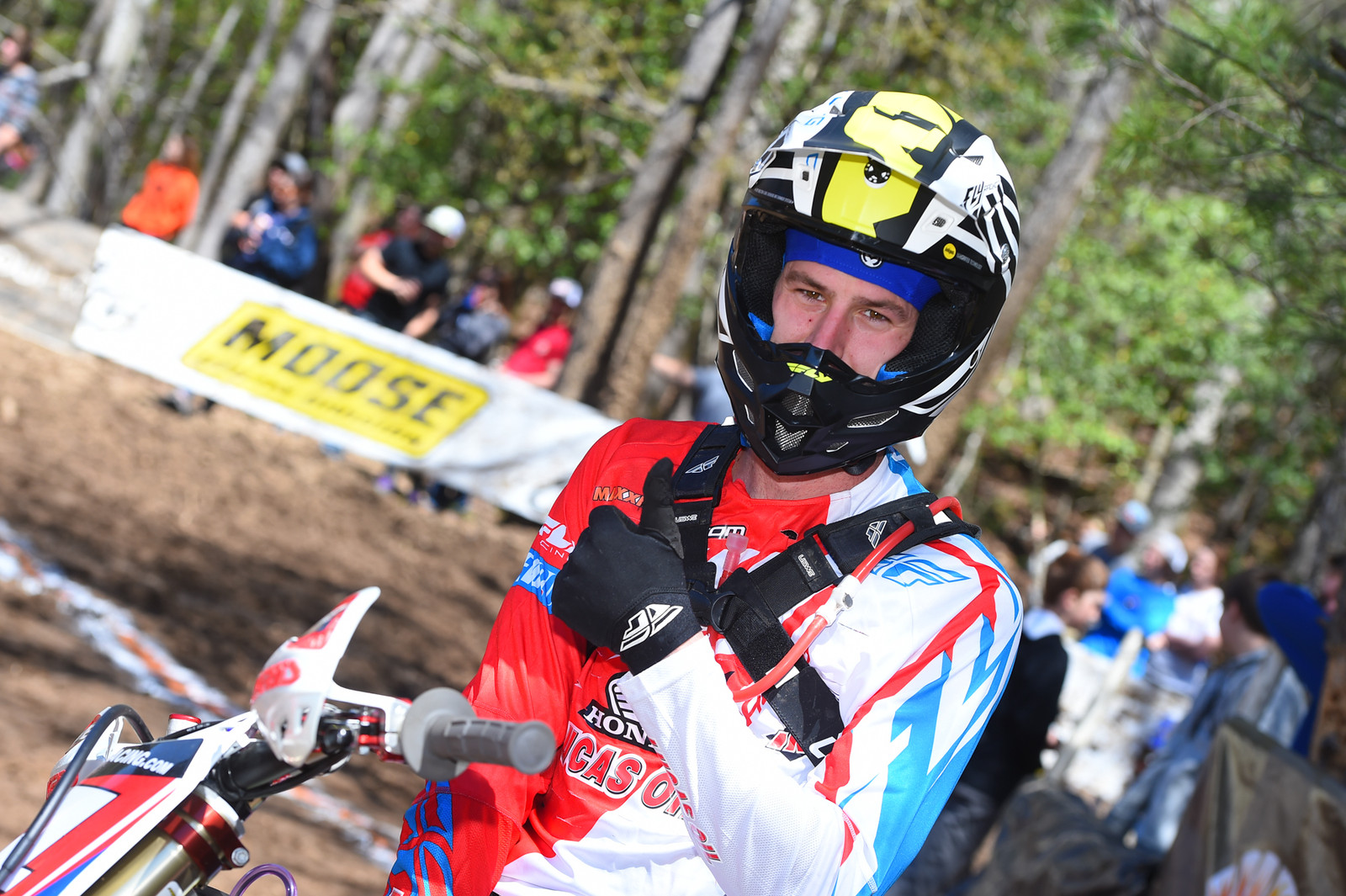 Chris Bach - Steele Creek GNCC - Motocross Pictures - Vital MX
