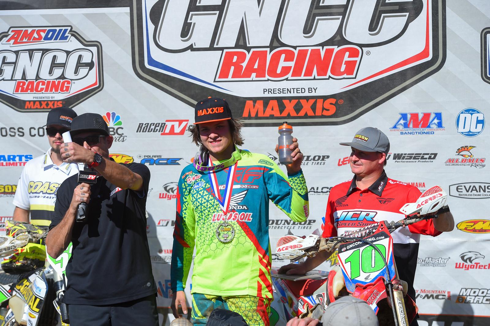 Trevor Bollinger - Steele Creek GNCC - Motocross Pictures - Vital MX