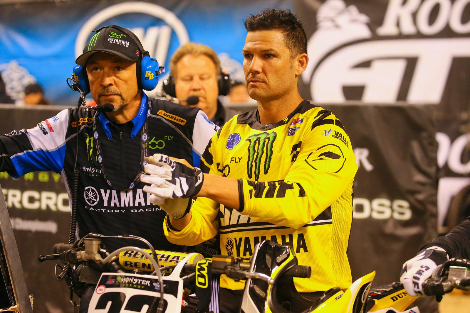 Chad Reed - Photo Blast: Indianapolis - Motocross Pictures - Vital MX